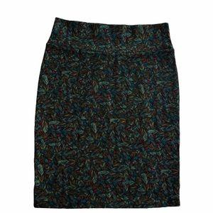 LuLaRoe Cassie skirt size XL